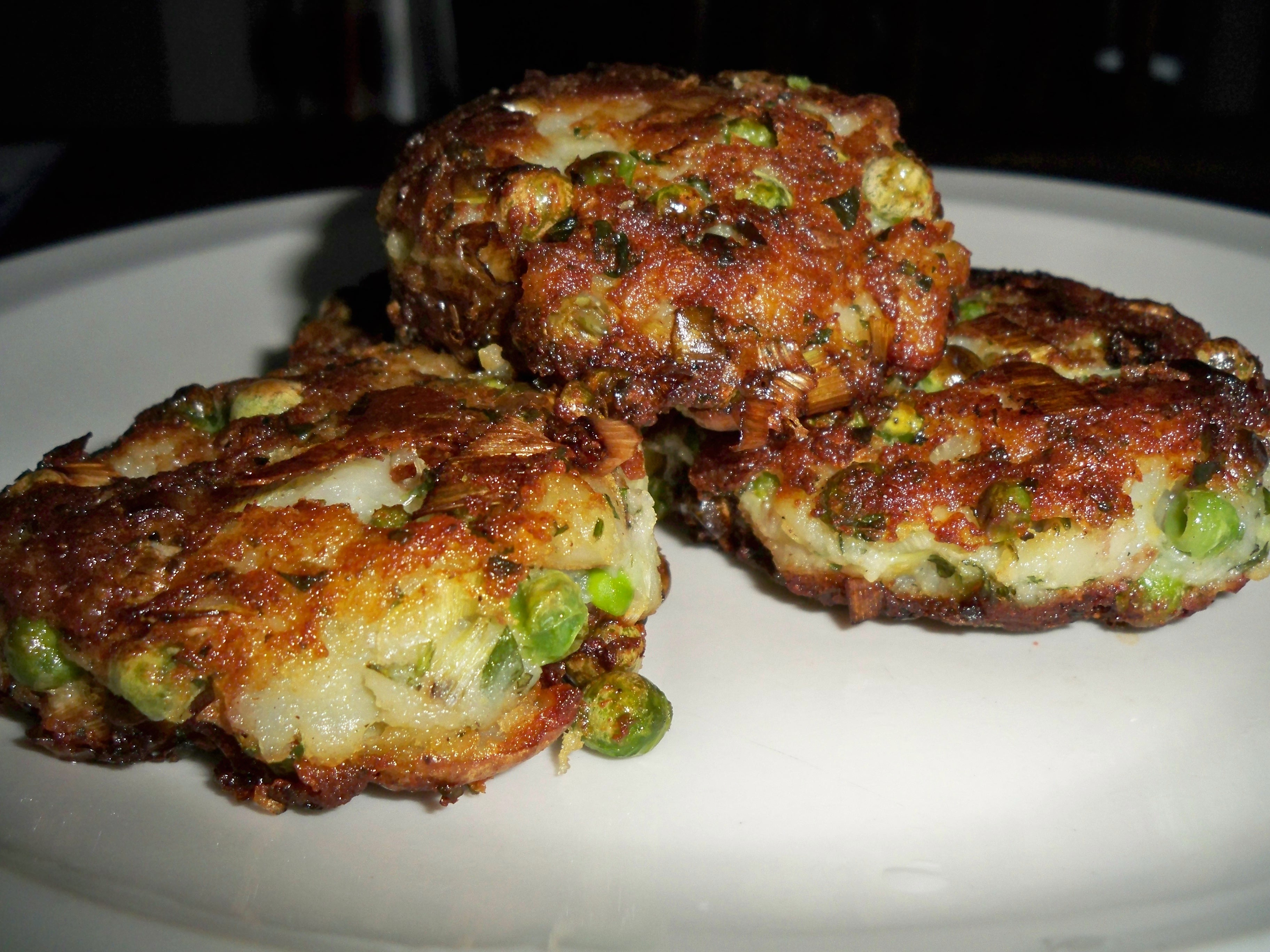 Persian Potato Cakes